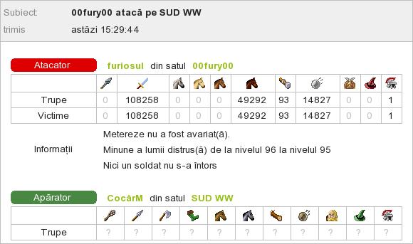 furiosul_vs_WW CocârM