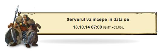 Start server ROX20