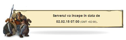Start server ROX21
