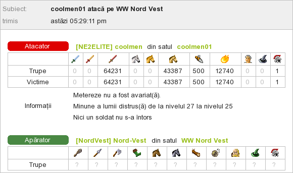 coolmen_vs_WW Nord-Vest