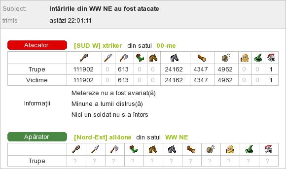 xtriker_vs_ww all4one
