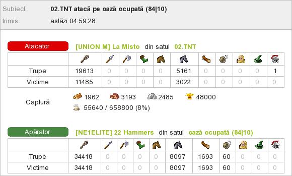 La Misto_vs_22 Hammers