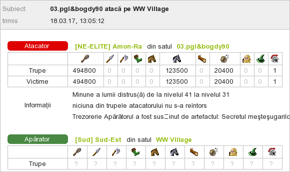 Amon-Ra_vs_WW Sud-Est