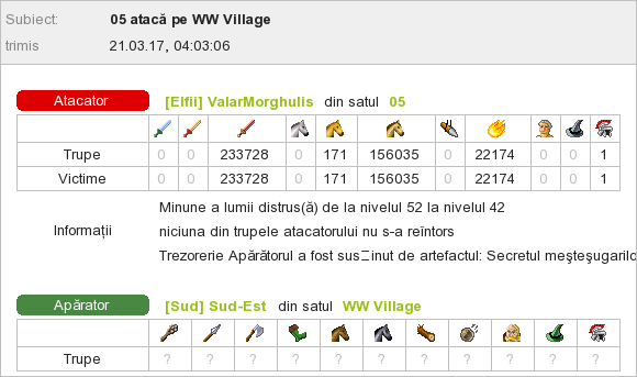 ValarMorghulis_vs_WW Sud-Est