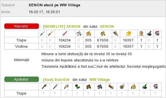 XENON_vs_WW Sud-Est