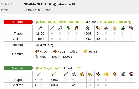RĂZBUNATORUL_vs_beef