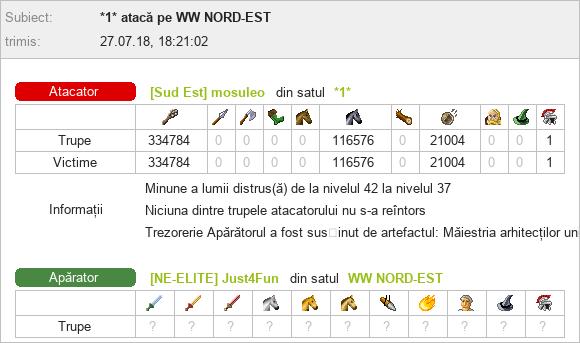 mosuleo_vs_WW Just4Fun