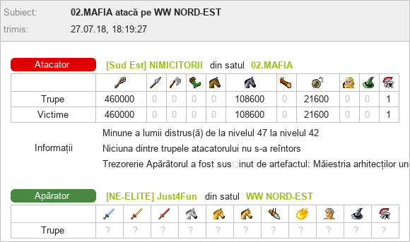 NIMICITORII_vs_WW Just4Fun