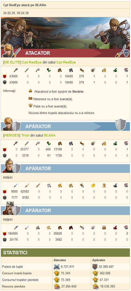 Topic discuții - viitoare caracteristici în Travian: Legends
